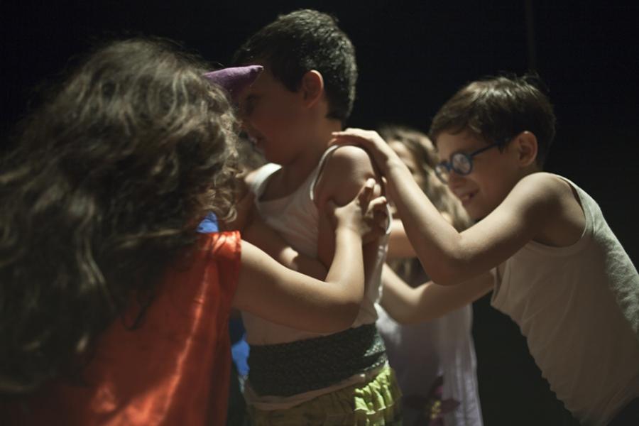 C'ERA UNA VOLTA E UNA VOLTA NON C'ERA - laboratorio di teatro per bambini dai 5 ai 10 anni a cura di Eleonora Bovo