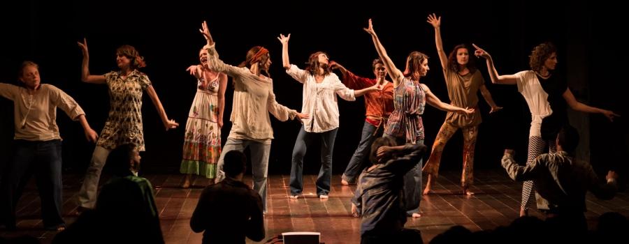 Clan degli Attori - Associazione Culturale - GENERAZIONE X - laboratorio di teatro over 50 a cura di Clan degli Attori
