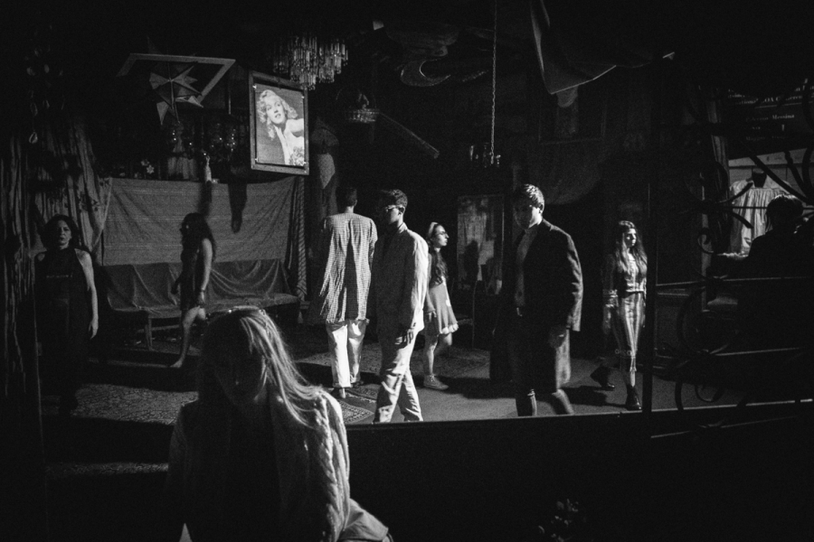 EMOAZIONE gli strumenti dell' attore - laboratorio di teatro a cura di Clan degli Attori