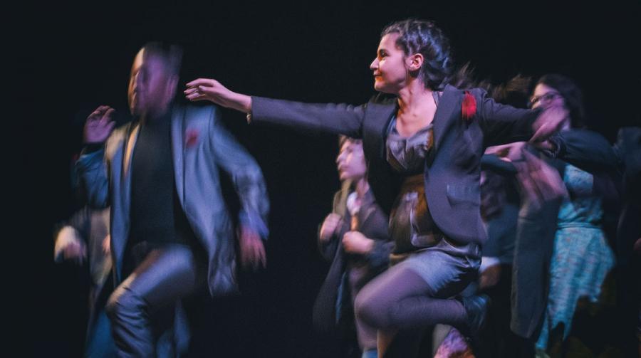 ARGINI - teatro per ragazzi dai 10 ai 13 anni a cura di Alessandra Zecchetto e Gabriella Cacia